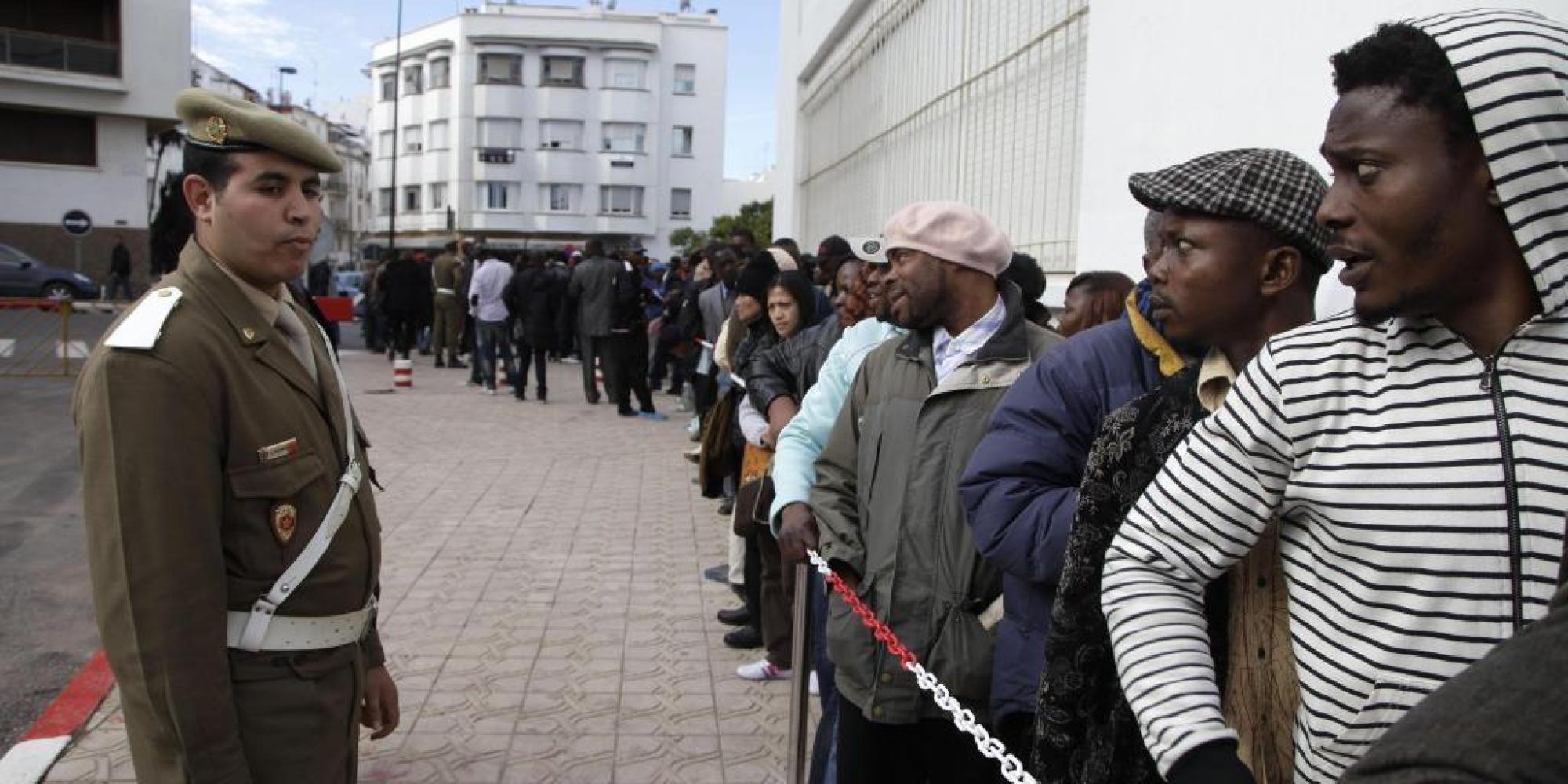 Immigration 92 des demandes de r gularisation seront - Bureau immigration canada rabat ...