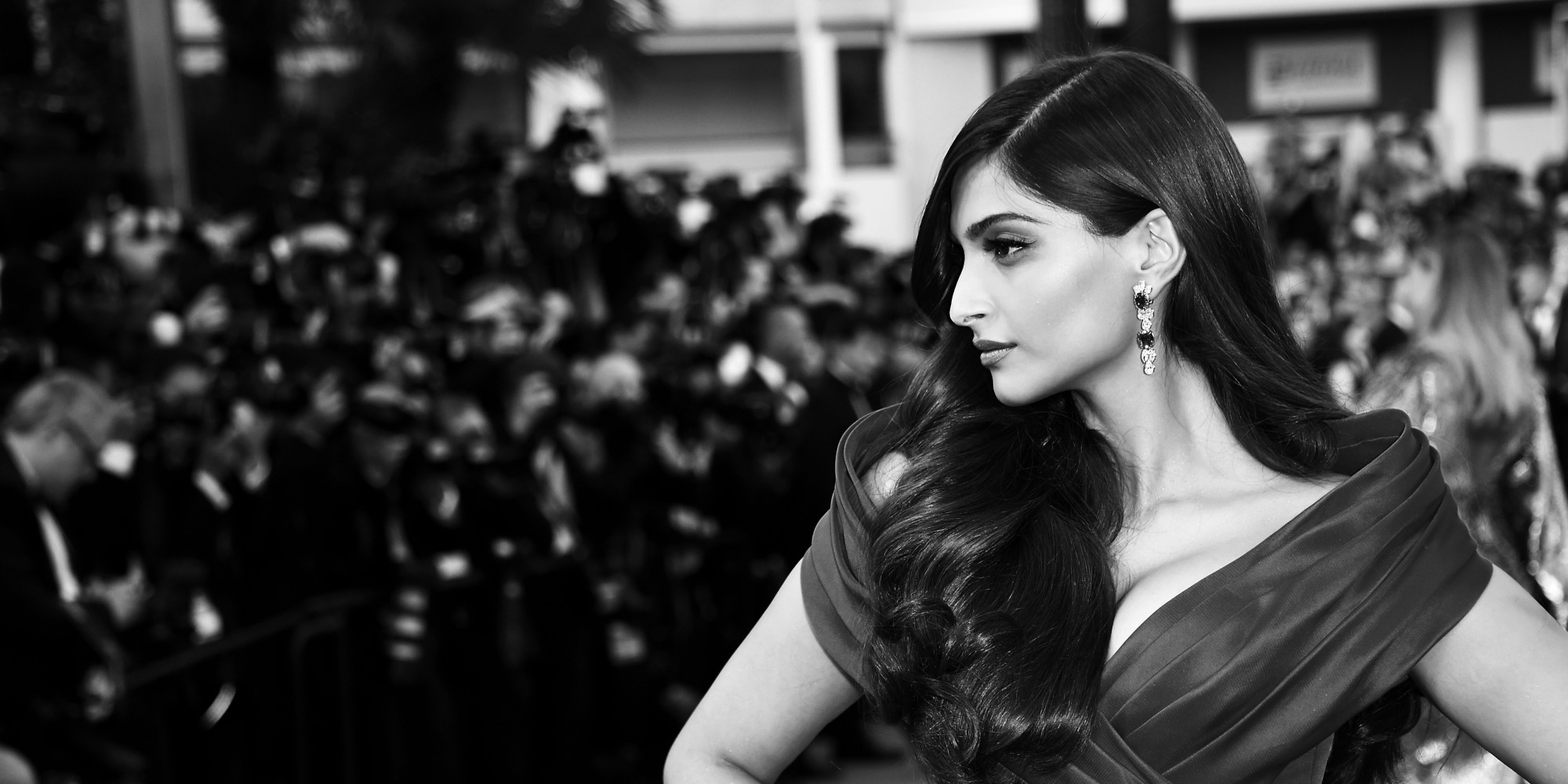 Bollywood Actress Sonam Kapoor On Getting Ready For Cannes