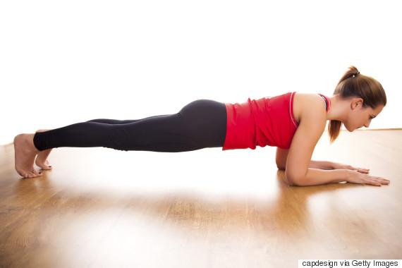dynamic plank