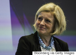 Government Had Little Choice But To Borrow Money: Notley