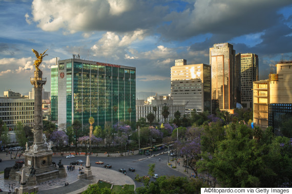 mexico city city