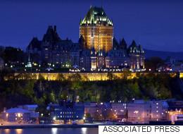 Le Vieux-Québec de nuit comme vous ne l'avez jamais vu
