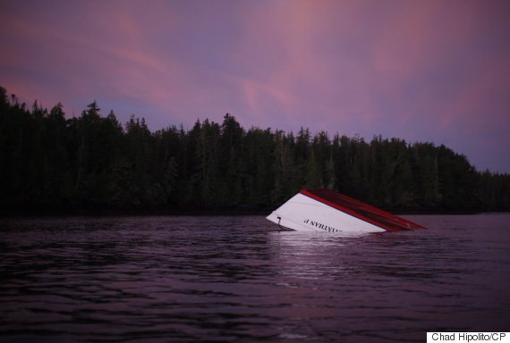 tofino boat sinking