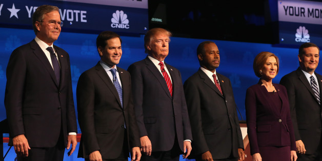 Images GOP Candidates and