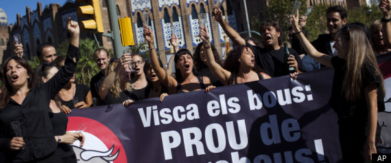 Spain's Catalonia Bids Farewell To 'Cruel' Bullfighting