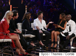 The 'X Factor' Bosses Really Aren't Having A Good Week
