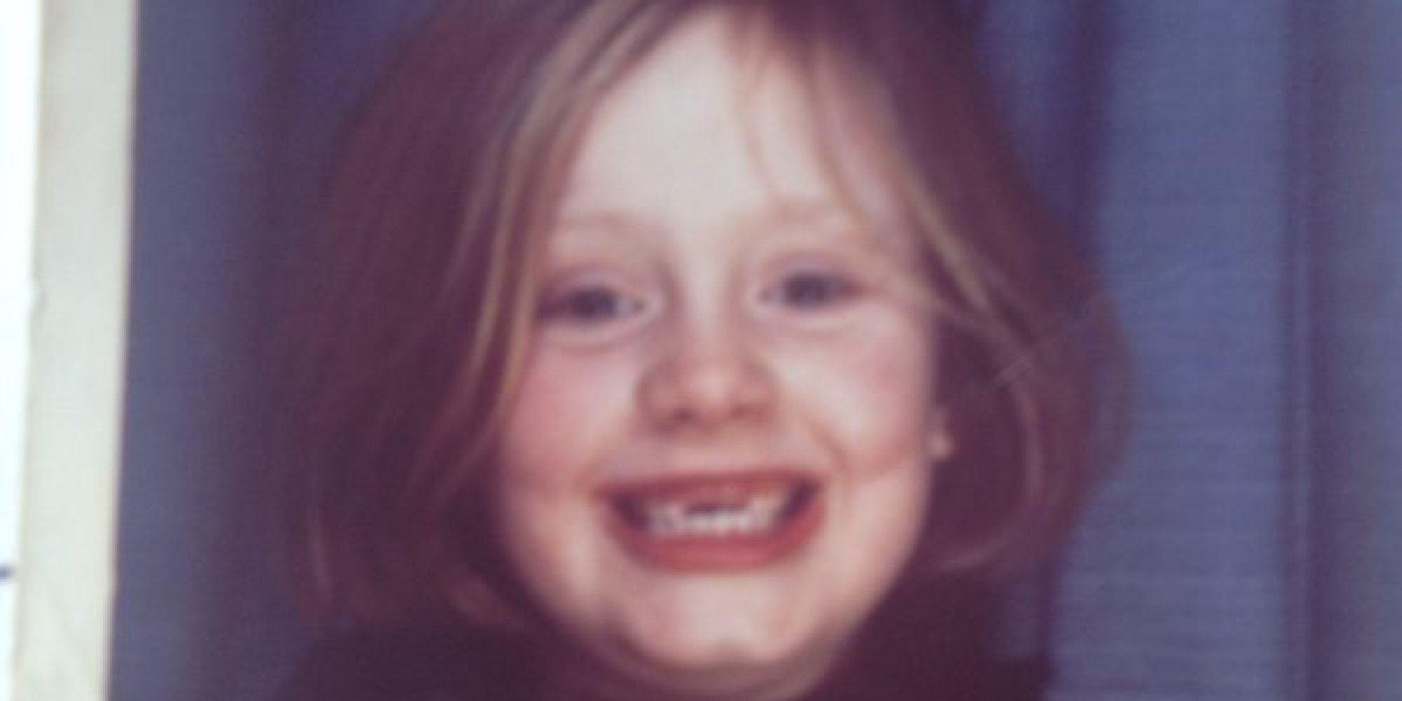 Adele Shares Adorable Childhood Photo on Twitter, As ...