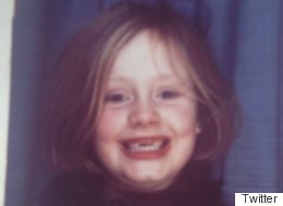 There's No Mistaking Who This Is In This Cheeky Childhood Photo
