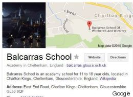 Cheltenham Now Has A School Of Witchcraft And Wizardry (According To Google)