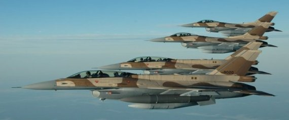 US FIGHTER JETS TO EGYPT