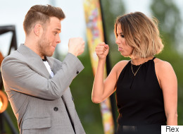 18 Times Caroline Flack And Olly Murs Gave Us The Ultimate Friendship Goals