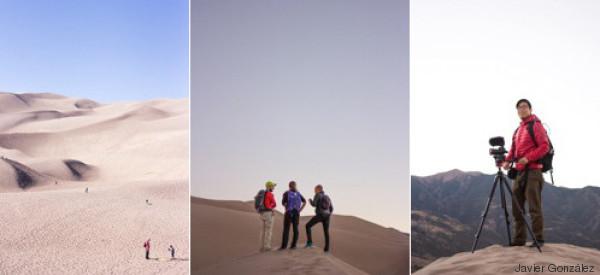 Recuerdos de una expedición a un Parque Nacional