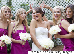 Here's How To Keep Your Sanity As A Bridesmaid