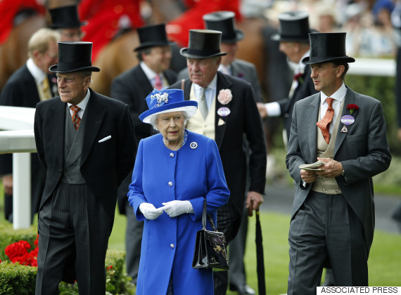 royal ascot queen