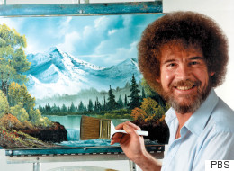 Bob Ross's Twitter Account Is Pretty Much Everything You Need In Life