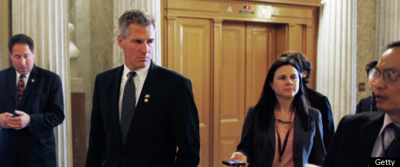 Scott Brown Shutdown