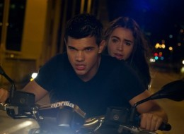 Taylor Lautner's Breaking Solo For Abduction