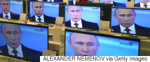 RUSSIA TODAY BROADCAST