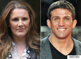 It's Alex Reid vs. Sam Bailey In New Bizarre Celeb Feud