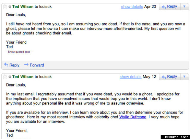 Sample Follow Up Email Quotes