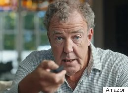 Jeremy Clarkson Sings For Supper At Amazon, Manages Dig At BBC