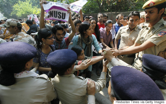 ugc protests