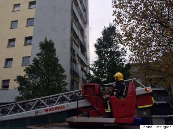 adair tower fire kensington