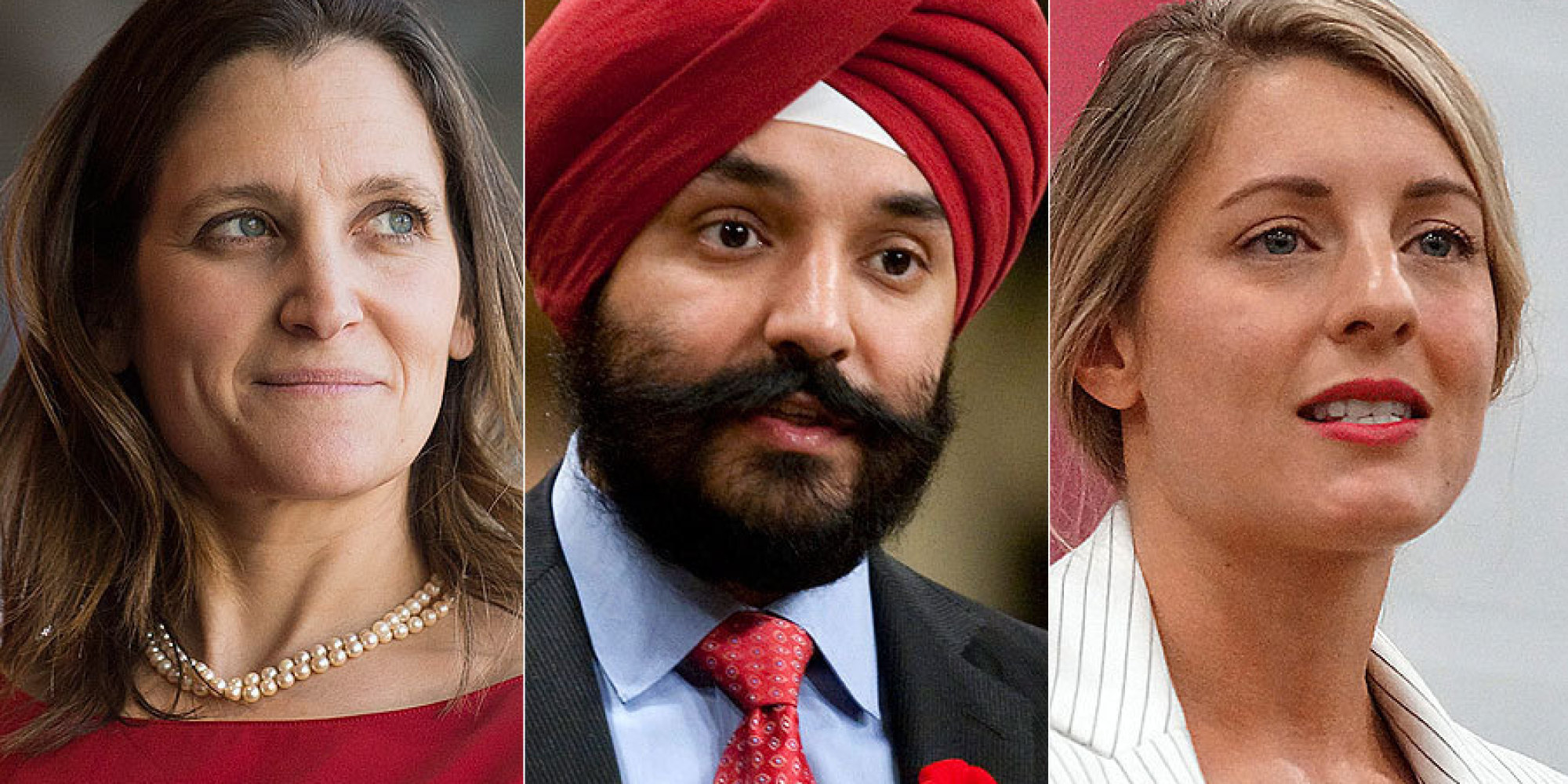 Justin Trudeau S First Cabinet The Top Contenders To Join