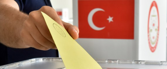 TURKISH ELECTIONS BOX