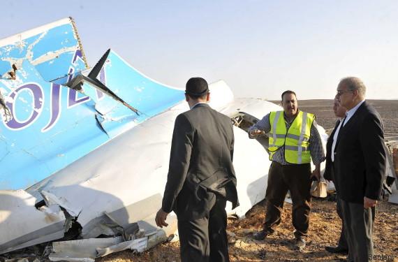 etat islamique avion egypte