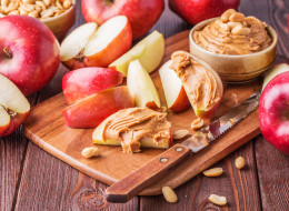 Healthy Peanut Butter Apple Pie Recipe