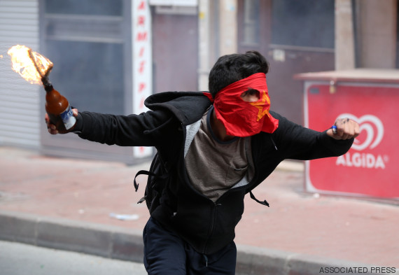 istanbul riots