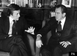 Frost/Nixon Showdown Tops Poll Of Greatest Ever Interviews
