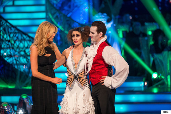 kirsty gallacher strictly