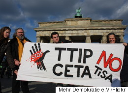 CETA: The Canadian People's Voice In Europe