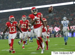 Five Takeaways From Lions-Chiefs at Wembley