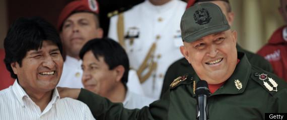 VENEZUELA HUGO CHAVEZ ILLNESS