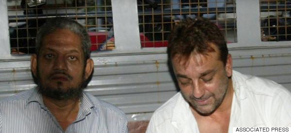sanjay dutt jail