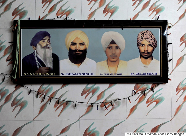 anti sikh riots
