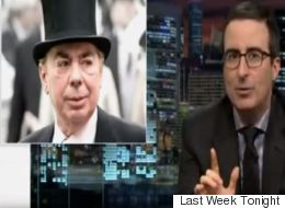 John Oliver Skewers David Cameron And Andrew Lloyd Webber Over Tax Credit Cuts