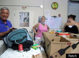Palm Desert, Calif: A Miracle At St. Margaret's Outreach Center