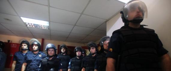 LEBANESE POLICE