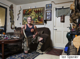 RIGHT NEXT DOOR: Bo Slyapich, Rattlesnake Wrangler