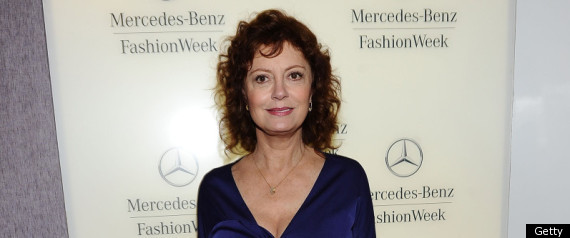 Susan Sarandon Occupy Wall St