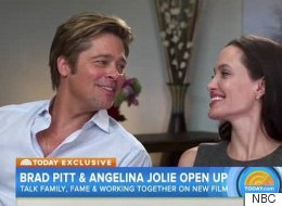 Brad Praises Angelina In Emotional Joint Interview