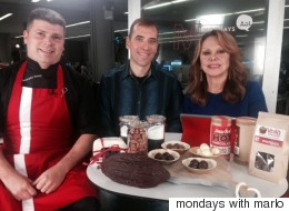 Mondays With Marlo - The Chocolatiers