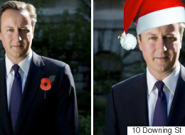 A Few More Poorly Photoshopped Pictures For David Cameron's Facebook