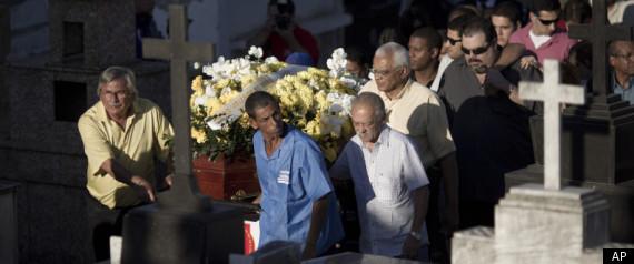 BRAZIL POLICE ARRESTED MURDER JUDGE