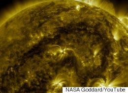 Le Soleil vu de 10 façons différentes et spectaculaires