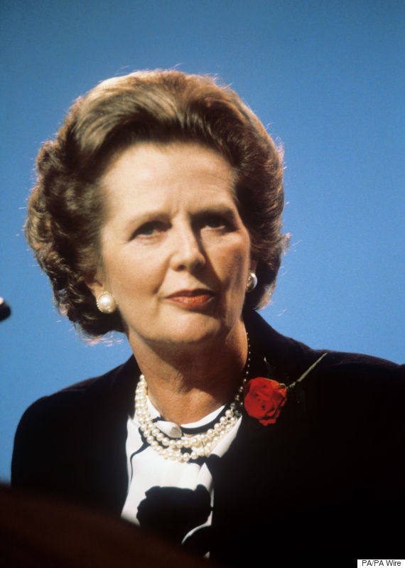 Margaret Thatcher's Personal Wardrobe To Be Auctioned Off ...